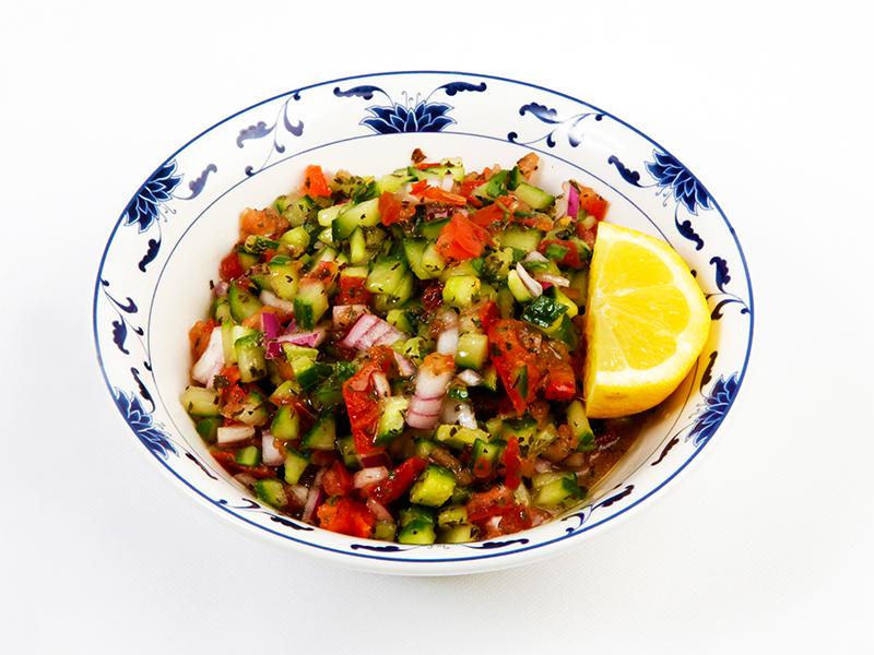 Salad-E-Shirazi (V)